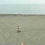 小松海水浴場ライブカメラ(徳島県徳島市川内町)