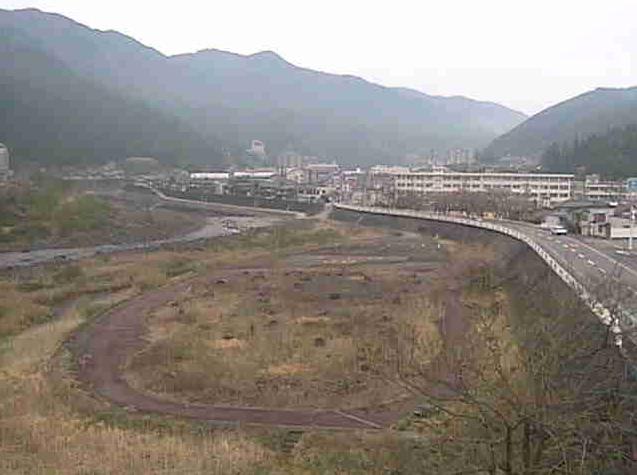 下呂飛騨川河川公園ヘリポート