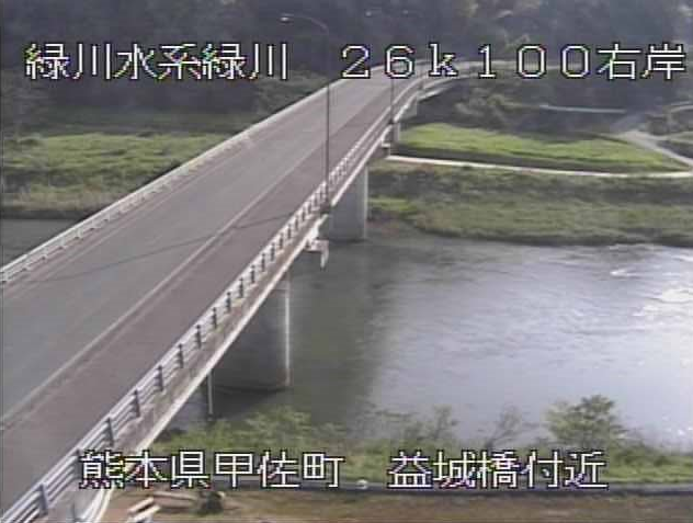 緑川益城橋