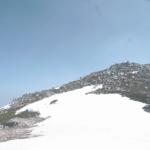 中央アルプス中岳幕営地ライブカメラ(長野県宮田村)