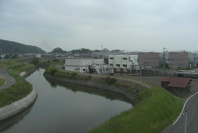 阿万塩屋町から塩屋川が見えるライブカメラ。
