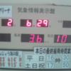 本荘マリーナ気象情報表示盤ライブカメラ(秋田県由利本荘市石脇)