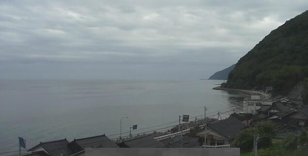 赤玉から日本海・新潟県道45号佐渡一周線