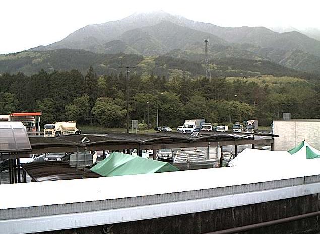 駒ヶ岳サービスエリア(駒ヶ岳SA)から中央自動車道(中央道)