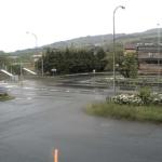 中央自動車道松川インターチェンジライブカメラ(長野県松川町大島)