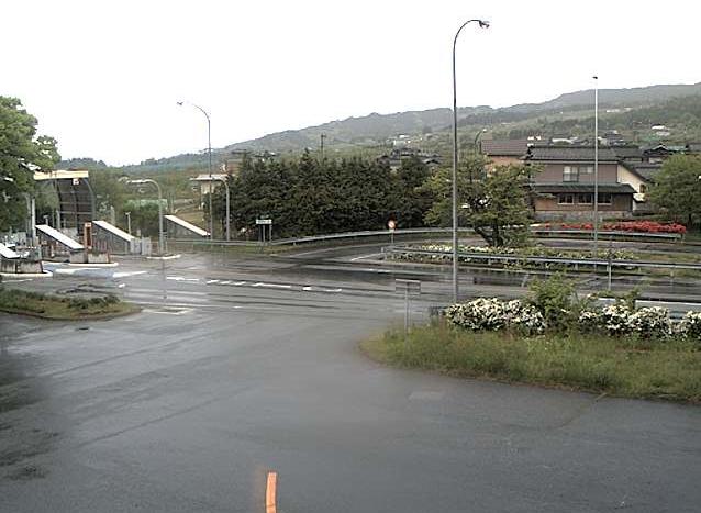 松川インターチェンジ(松川IC)から中央自動車道(中央道)