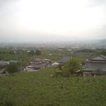 平井観光農園ライブカメラ(山梨県笛吹市)