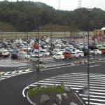 新東名高速道路岡崎サービスエリア下りライブカメラ(愛知県岡崎市宮石町)