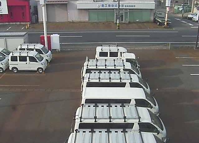 エヌメック東日本本社から新潟県道3号新潟新発田村上線