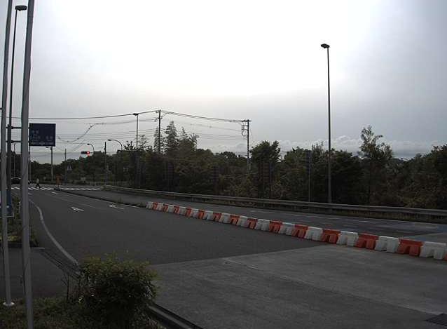 八王子西インターチェンジ(八王子西IC)から中央自動車道(中央道)