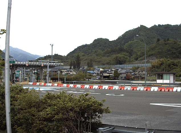 大月インターチェンジ(大月IC)から中央自動車道(中央道)