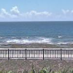 富士家北谷町砂辺海岸ライブカメラ(沖縄県北谷町砂辺)