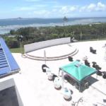 センチュリオンホテル沖縄美ら海ライブカメラ(沖縄県本部町石川)