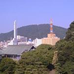 眉山ライブカメラ(徳島県徳島市徳島町)