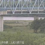 利根川上武大橋下流ライブカメラ(埼玉県深谷市中瀬)