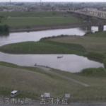 渡良瀬川古河水位観測所ライブカメラ(茨城県古河市桜町)