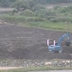 渡良瀬川本郷水位観測所ライブカメラ(埼玉県加須市本郷)