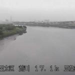 荒川五色桜大橋ライブカメラ(東京都足立区)