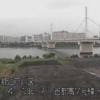 荒川首都高7号線下流ライブカメラ(東京都江戸川区西小松川町)
