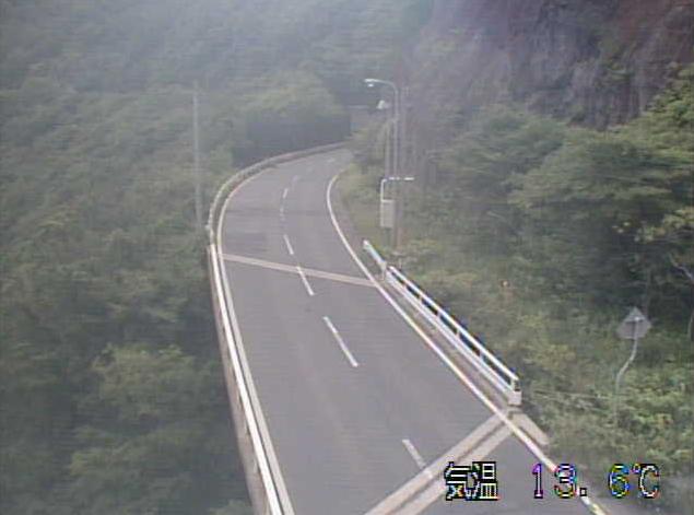 当楽から国道340号が見えるライブカメラ。