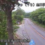 国道49号志田浜ライブカメラ(福島県猪苗代町壺場)