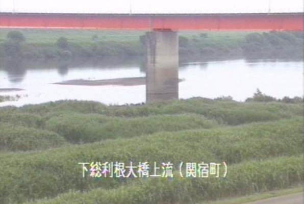 利根川下総利根大橋上流ライブカメラは、千葉県野田市木間ヶ瀬の下総利根大橋上流に設置された利根川が見えるライブカメラです。