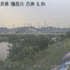 鶴見川綱島水位観測所ライブカメラ(神奈川県横浜市港北区)