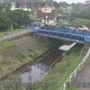 鳥山川鳥山水位観測所ライブカメラ(神奈川県横浜市港北区)