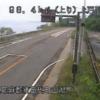 国道49号上戸トンネル終点ライブカメラ(福島県猪苗代町山潟)