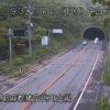 国道49号中山トンネル終点ライブカメラ(福島県猪苗代町山潟)