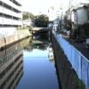 立会川河口部上流側ライブカメラ(東京都品川区東大井)