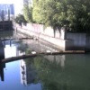 立会川河口部下流側ライブカメラ(東京都品川区東大井)