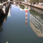 新田間川内海橋ライブカメラ(神奈川県横浜市西区)