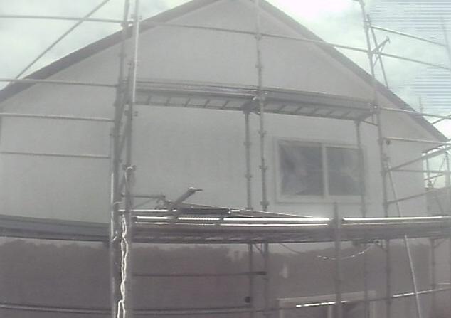 エボホーム現場中継第3ライブカメラは、北海道北見市豊地の施工中現場に設置された現場中継が見えるライブカメラです。