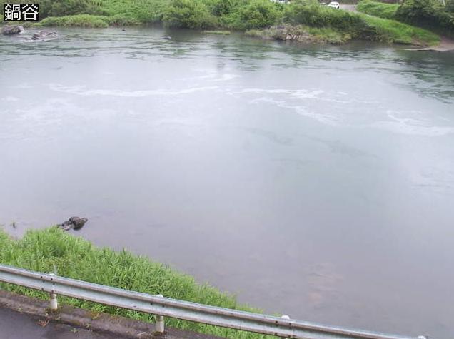 四万十川鍋谷ライブカメラは、高知県四万十町十川鍋谷の鍋谷に設置された四万十川が見えるライブカメラです。