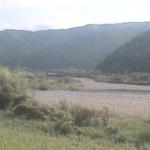 海部川中流付近ライブカメラ(徳島県海陽町神野)