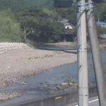 宍喰川中流付近ライブカメラ(徳島県海陽町宍喰浦)