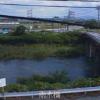 多々良川雨水橋ライブカメラ(福岡県粕屋町江辻)
