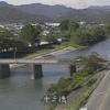 矢部川串毛橋ライブカメラ(福岡県八女市黒木町)