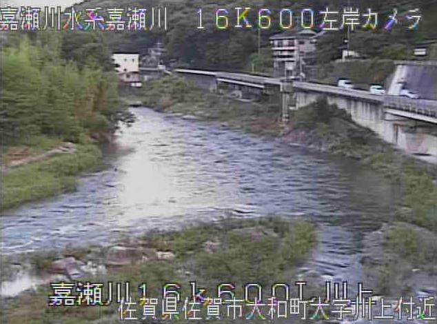 嘉瀬川川上ライブカメラは、佐賀県佐賀市大和町の川上に設置された嘉瀬川が見えるライブカメラです。