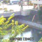 田川宮の橋ライブカメラ(栃木県宇都宮市千波町)