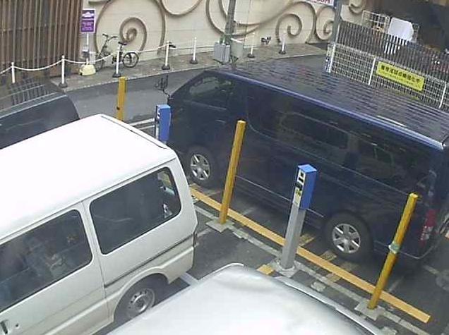 NTTルパルク赤坂見附第1駐車場ライブカメラは、東京都港区赤坂のNTTルパルク赤坂見附第1駐車場に設置されたコインパーキングが見えるライブカメラです。