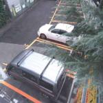 NTTルパルク谷中第1駐車場ライブカメラ(東京都台東区谷中)