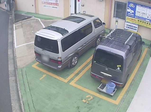 NTTルパルク貫井第2駐車場ライブカメラは、東京都練馬区貫井のNTTルパルク貫井第2駐車場に設置されたコインパーキングが見えるライブカメラです。