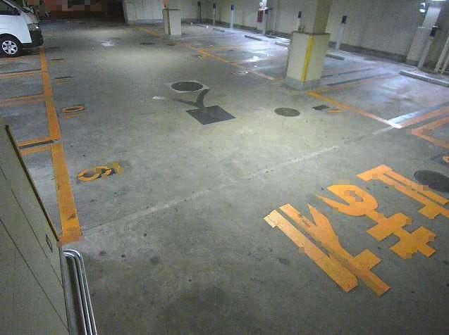 NTTルパルク磯子第1駐車場ライブカメラは、神奈川県横浜市磯子区のNTTルパルク磯子第1駐車場に設置されたコインパーキングが見えるライブカメラです。