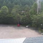 ロッジ長者の森駐車場ライブカメラ(長野県北相木村木次原)