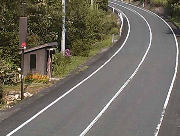 島根県道55号邑南飯南線村之郷ライブカメラは、島根県美郷町の村之郷に設置された島根県道55号邑南飯南線が見えるライブカメラです。