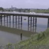 中川吉川水位観測所ライブカメラ(埼玉県吉川市平沼)