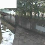 石神井川芝久保水位観測所ライブカメラ(東京都西東京市芝久保町)