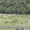 石狩川中愛別水位観測所ライブカメラ(北海道愛別町中央)